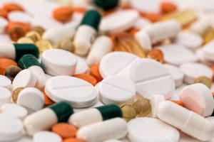 Отпуск антибиотиков из аптек