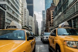 Частный извоз, закон о такси